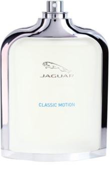 Jaguar Classic Motion toaletní voda tester pro muže 100 ml