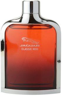 Jaguar Classic Red eau de toilette para hombre 100 ml