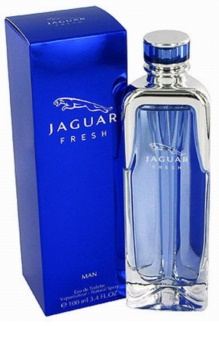 Jaguar Fresh Men toaletna voda za moške 100 ml