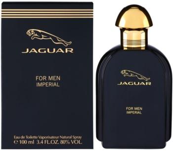 Jaguar Imperial eau de toilette férfiaknak 100 ml