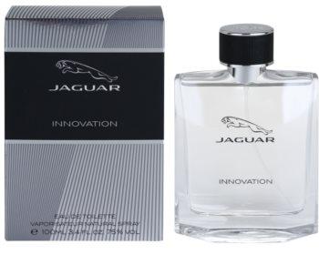 Jaguar Innovation Eau de Toilette para homens 100 ml