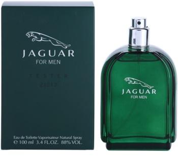 Jaguar Jaguar for Men toaletní voda tester pro muže 100 ml