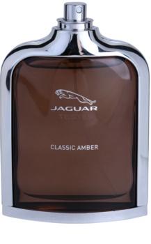 Jaguar Classic Amber eau de toilette teszter férfiaknak 100 ml