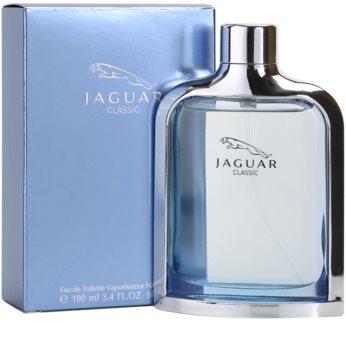 Jaguar Classic Eau de Toillete για άνδρες 100 μλ