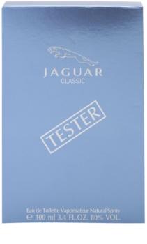 Jaguar Classic woda toaletowa tester dla mężczyzn 100 ml