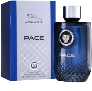 Jaguar Pace Eau de Toilette for Men 100 ml