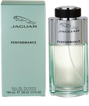 Jaguar Performance Eau de Toilette for Men 100 ml