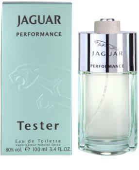 Jaguar Performance тоалетна вода тестер за мъже 100 мл.