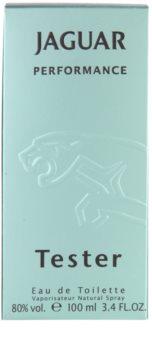 Jaguar Performance toaletná voda tester pre mužov 100 ml