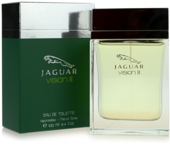Jaguar Vision II Eau de Toilette voor Mannen 100 ml