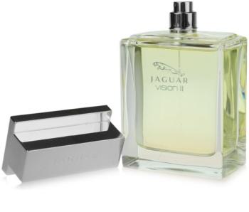 Jaguar Vision II Eau de Toilette para homens 100 ml