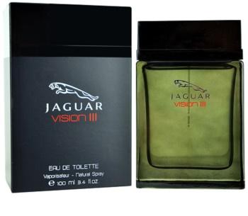 Jaguar Vision III eau de toilette férfiaknak 100 ml