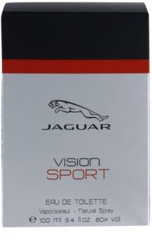 Jaguar Vision Sport toaletní voda pro muže 100 ml