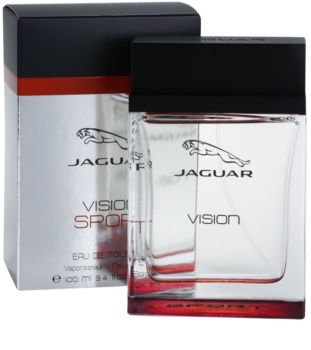Jaguar Vision Sport Eau de Toilette für Herren 100 ml