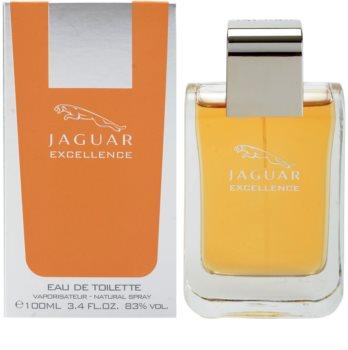 Jaguar Excellence Eau de Toilette voor Mannen 100 ml
