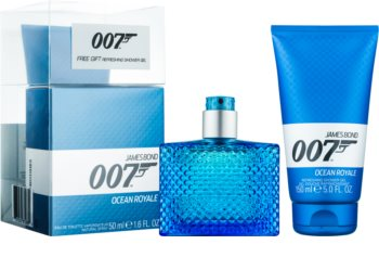 James Bond 007 Ocean Royale Gift Set  I.