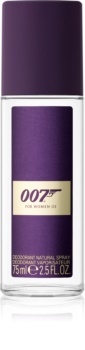 James Bond 007 James Bond 007 for Women III deodorante con diffusore per donna 75 ml