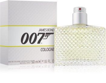 James Bond 007 Cologne Eau de Cologne for Men 50 ml