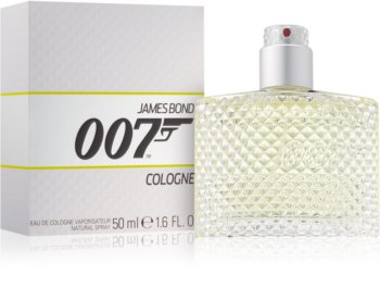 James Bond 007 Cologne kolinská voda pre mužov 50 ml