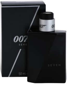 James Bond 007 Seven eau de toilette férfiaknak 50 ml
