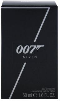 James Bond 007 Seven eau de toilette per uomo 50 ml