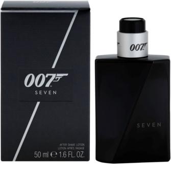 James Bond 007 Seven after shave para homens 50 ml