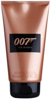 James Bond 007 for Women telové mlieko pre ženy 150 ml