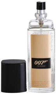 James Bond 007 James Bond 007 for Women déodorant avec vaporisateur pour femme 75 ml