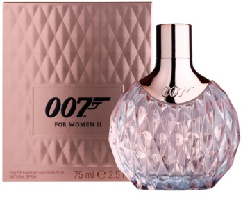 James Bond 007 James Bond 007 For Women II Eau de Parfum for Women 75 ml