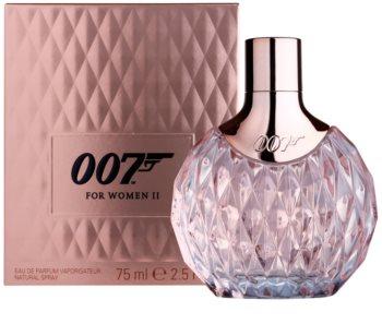 James Bond 007 James Bond 007 For Women II eau de parfum pour femme 75 ml