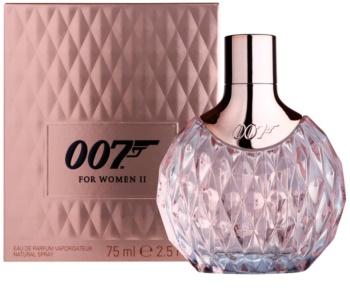 James Bond 007 James Bond 007 For Women II parfémovaná voda pro ženy 75 ml