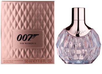 James Bond 007 James Bond 007 For Women II parfémovaná voda pro ženy 50 ml