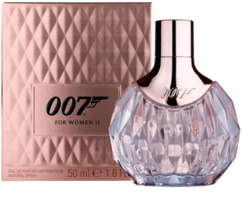 James Bond 007 James Bond 007 For Women II Eau de Parfum para mulheres 50 ml