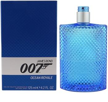James Bond 007 Ocean Royale Eau de Toilette para homens 125 ml