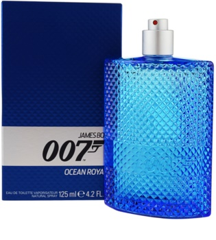 James Bond 007 Ocean Royale Eau de Toilette Herren 125 ml