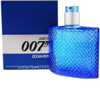 James Bond 007 Ocean Royale woda toaletowa dla mężczyzn 75 ml