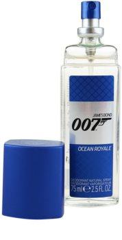 James Bond 007 Ocean Royale desodorante con pulverizador para hombre 75 ml
