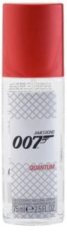 James Bond 007 Quantum Deo mit Zerstäuber Herren 75 ml