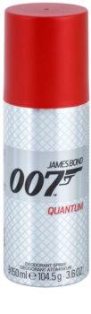 James Bond 007 Quantum deodorant Spray para homens 150 ml