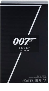 James Bond 007 Seven Intense parfemska voda za muškarce 50 ml