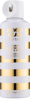 James Read Self Tan spray bronzant effet instantané