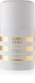 James Read Self Tan samoopalająca maseczka do twarzy dający natychmiastowy efekt