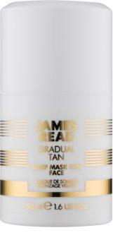 James Read Gradual Tan нічна зволожуюча маска для автозасмаги для обличчя