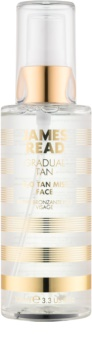 James Read Gradual Tan Spray pentru protectie fata