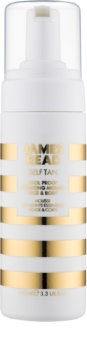 James Read Self Tan mousse bronzante corps et visage