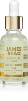 James Read Gradual Tan samoopaľovacie kvapky na tvár