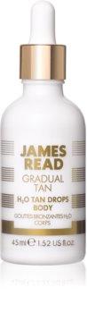 James Read Gradual Tan Zelfbruinende Druppels voor het Lichaam