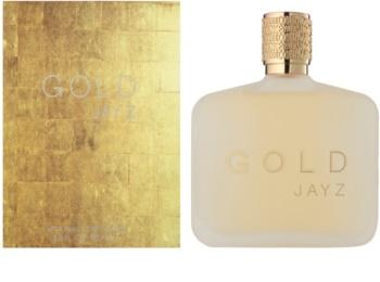 Jay Z Gold loción after shave para hombre 90 ml