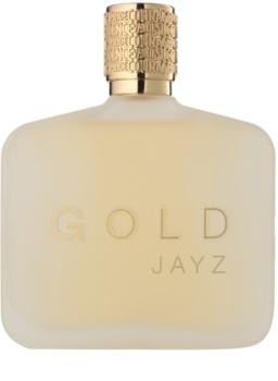 Jay Z Gold lotion après-rasage pour homme 90 ml