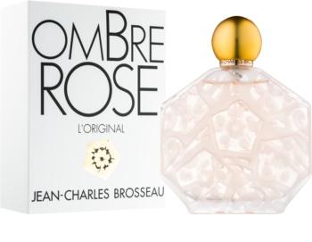 Jean Charles Brosseau Ombre Rose Eau de Toilette para mulheres 100 ml